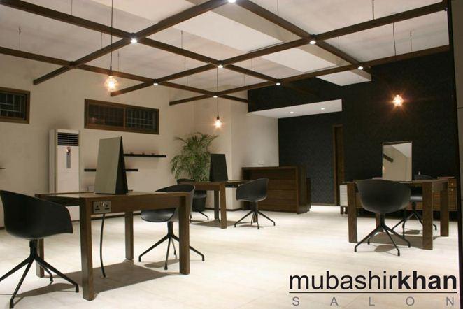 Mubashir Khan Salon at The Mubashir Khan Salon